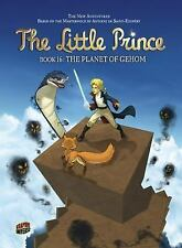 The Planet of Gehom (The Little Prince)-ExLibrary