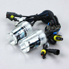 2X Car HID Xenon Headlight Lamp Light For H7R 6K 6000K 35W Bulbs Replacement Y03
