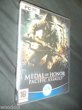 Medal of Honor Pacific Assault  wwii    pc game   shooter