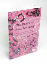 The Basics of Bead Stringing Guide How To Tool Simple Knotted Multi Wire Strand