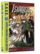 Tsubasa: Reservoir Chronicle Season One - S.A.V.E. (DVD, 2011, 4-Disc Set)