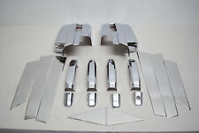 11 12 13 14 FORD F-150 F150 CHROME MIRROR COVERS WITH DOOR HANDLE COVERS
