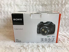 Sony CyberShot DSC-H300 20MP Digital Camera with 35x Optical Zoom Free Shipping