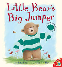 Little Bear's Big Jumper by David Bedford (Paperback, 2009)