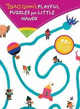 Taro Gomi's Playful Puzzles for Little Hands: 60+ guessing games, twisty mazes,