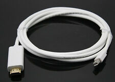 1.8m Mini DisplayPort DP zu HDMI Adapter Kabel für Windows Surface 2012