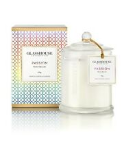 Glasshouse Candle -PASSION - PEACH BELLINI - LIMITED EDITION -GAY  MARDI GRAS