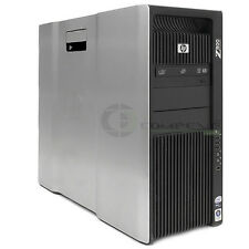HP Z800 Intel Xeon E5520 2.26 GHz 8GB 250GB HDD FirePRO V5800 Win10 Workstation