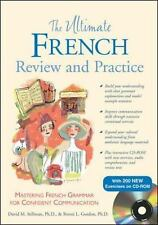 The Ultimate French Review and Practice (Book+ CD-ROM) (Uitimate Revie-ExLibrary