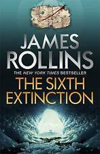 The Sixth Extinction by James Rollins (Paperback, 2015)