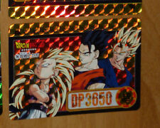 DRAGON BALL Z DBZ HONDAN PART 23 CARDDASS CARD PRISM CARTE 294 MADE IN JAPAN **
