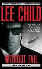 Without Fail (Jack Reacher, No. 6), Child, Lee, Good Book
