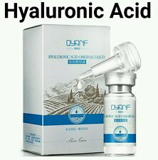 Pure Hyaluronic Acid, Strong Anti Wrinkle Serum 100% Natural Skin Care Treatment
