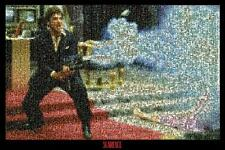 Scarface : Mosaic - Maxi Poster 61cm x 91.5cm (new & sealed)