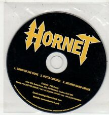 (ET602) Hornet, Down to the Bone - 2011 DJ CD