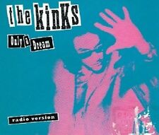 THE KINKS Only A Dream CD Single Columbia 1993