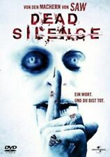 DEAD SILENCE -  DVD NEUWARE AMBER VALLETTA,DONNIE WAHLBERG,MICHAEL FAIRMAN