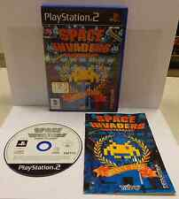 Gioco Game SONY Playstation 2 PS2 PAL ITALIANO SPACE INVADERS ANNIVERSARY Ita IT