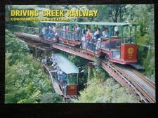 POSTCARD NEW ZEALAND - DRIVING CREEK RAILWAY