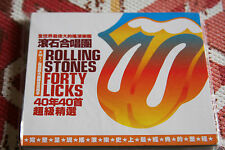The Rolling Stones - Forty licks - Asia # 12 - 10 songs