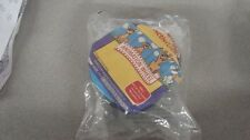 McDonalds Happy Meal Behind the Scenes Activities 1992 Animation Wheel Sealed