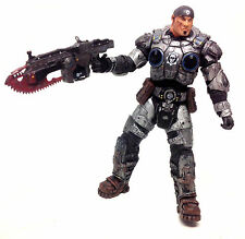 "Neca GEAR OF WARS MARCUS FENIX 6"" video xbox game based figure, NOT BOXED"