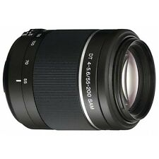 SONY ZOOM LENS A MOUNT DT 55-200 MM SAM F4-5.6-for sony digital D-slr