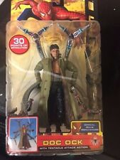 SPIDERMAN 2 Doc Ock 6 inch New 30 Points of Articulation by ToyBiz