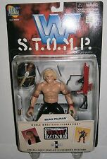 Brian Pillman - WWF WWE S.T.O.M.P. War Zone Series 1 Jakks Wrestling Figure NEW