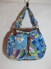 Women's Croft and Barrow Flower Cloth Handbag