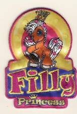 Filly - Princess Logo - Aufnäher Aufbügler Patch Applikation - Neu OVP #9159