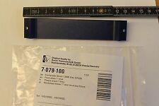 Frontplatte blau für Buderus Regelung HS/HW Herstellernummer 7079100