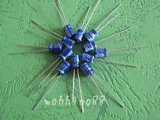 10pcs 6.3V 100uF  5mm*7mm ELNA capacitors 100uf/6.3v
