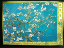 Vincent Van Gogh - Almond Branches in Bloom - Eurographics 1000 PC Puzzle 100%