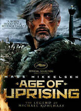 Age of Uprising: The Legend of Michael Kohlhaas (DVD, 2014) SKU 1951