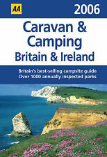 AA Caravan and Camping Britain and Ireland (AA Lifestyle Guides) AA Very Good Bo