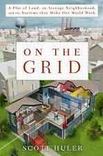 ON THE GRID SCOTT HULER *brand-spanking new*FREE USPS SHIP TRACK CNFRM CELLO WRP
