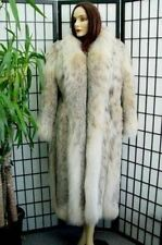 BRAND NEW MONTANA LYNX FUR COAT WOMEN WOMAN