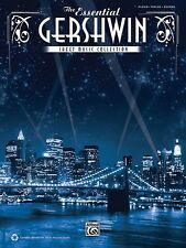 The Essential Gershwin  Collection Sheet Music P V G Composer Collecti 000322331