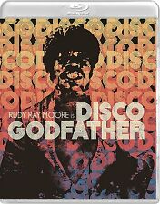 DISCO GODFATHER (new Blu-ray/DVD direct from Vinegar Syndrome)