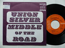 MIDDLE OF THE ROAD Union silver PR 022 PROMO