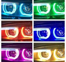 RGB-W Color Shifting Angels W/ Cellphone App BMW E92/E93/E90/E60/E82 135i/335i!