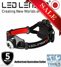 Led Lenser H7R.2 Rechargable Headlamp - Authorised Aussie Seller