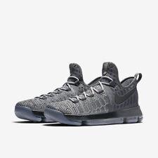 Nike Zoom KD 9 Size 11 Kevin Durant Wolf Grey Dark Grey Battle Grey 843392 002
