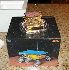 1996 HOT WHEELS COLLECTOR EDITION 24K GOLD PLATED SOJOURNER MARS ROVER X3