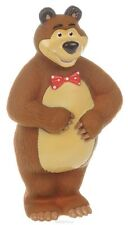 Masha and the Bear /Plastic Bear 10 cm- new