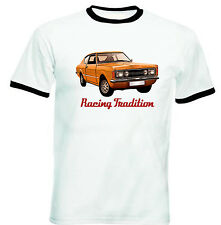 FORD TAUNUS 1970 INSPIRED - NEW COTTON TSHIRT - ALL SIZES IN STOCK