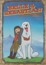 DVD - Belle & Sebastian NEW La Serie Completa 6 Disc Set FAST SHIPPING !