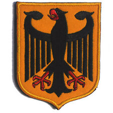 GERMAN EAGLE GERMANY ARMY MORALE BADGE 3D PATCHES EMBROIDERY HOOK LOOP PATCH *02