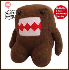 TALKING TOY DOMO KUN PLUSH DOLL BEAR KIDS BOYS GIRLS SOFT SOUND RECORDER TOY